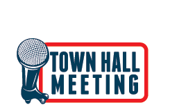 SEMA Town Hall Metting Logo